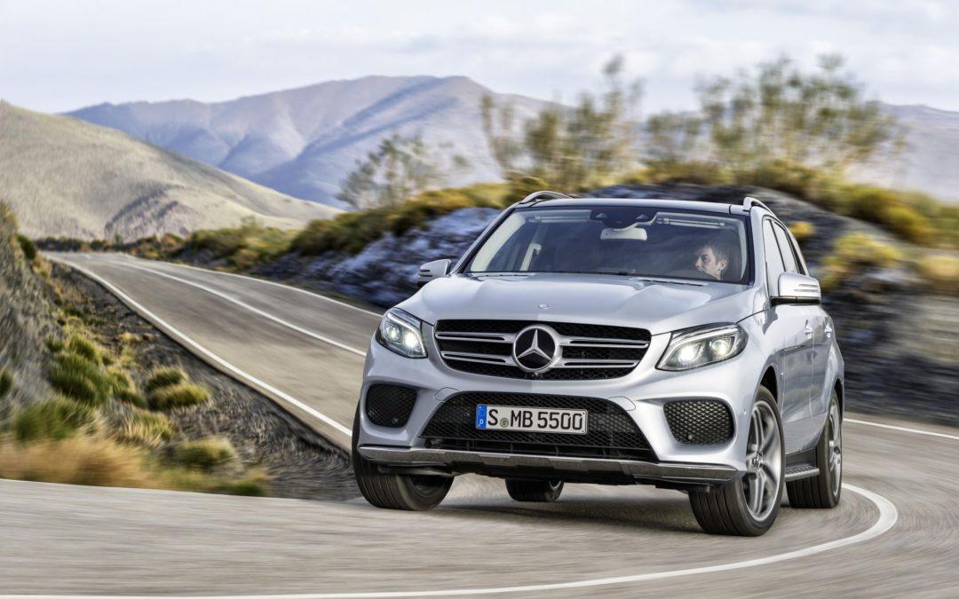 Mercedes-Benz GLE 500e