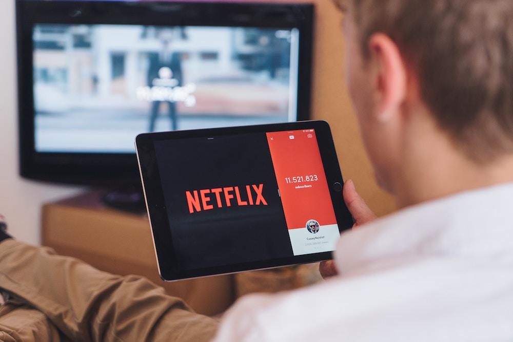 Alibaba, Netflix
