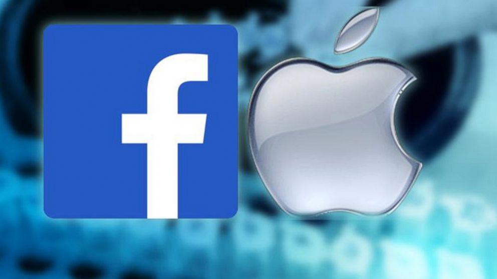 Fokozódik az Apple és a Facebook közötti feszültség