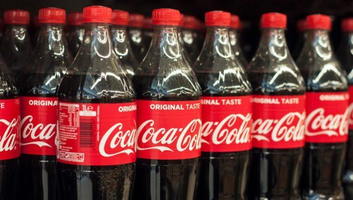 A Coca-Cola papír prototípusa