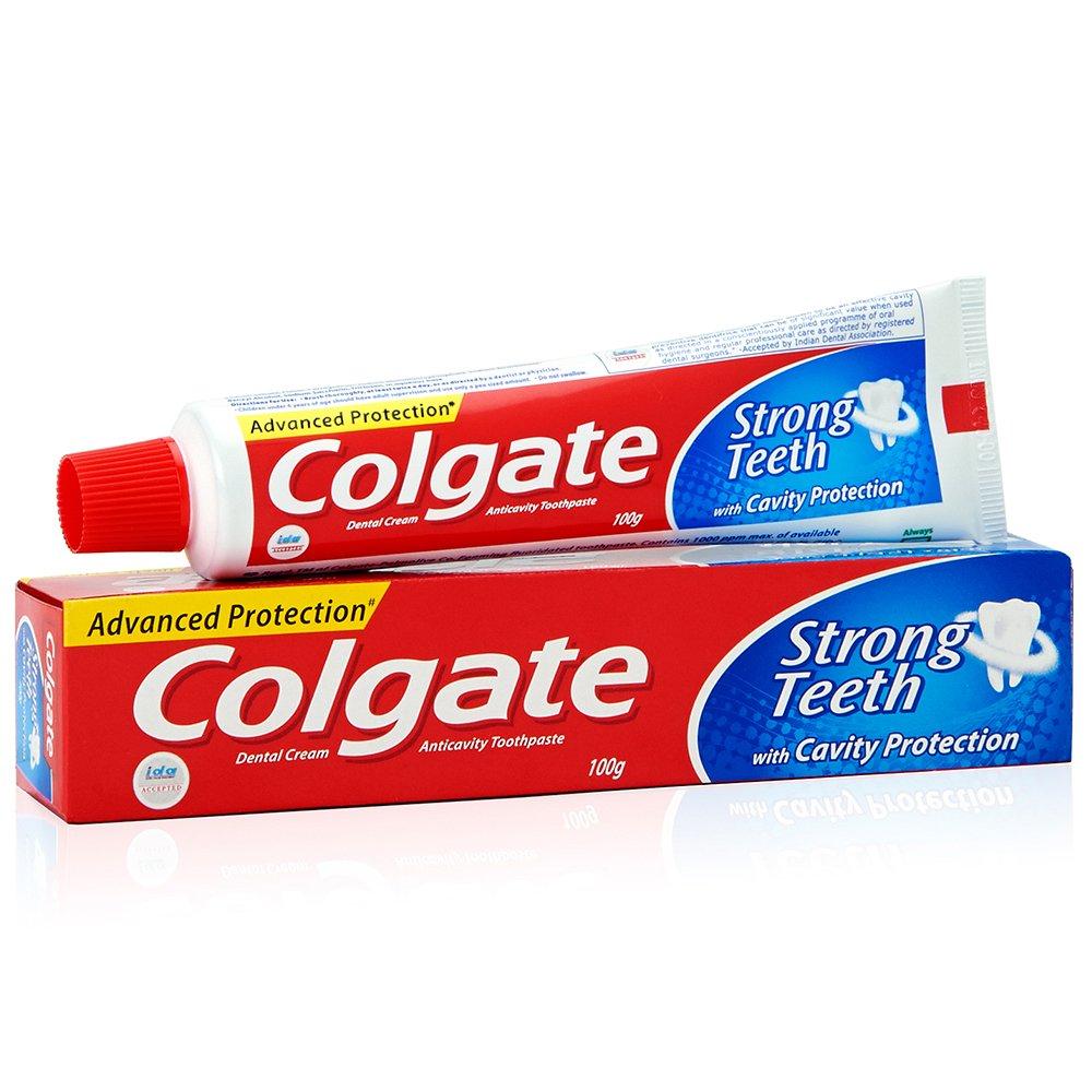 A Colgate mosolyt csal az arcunkra