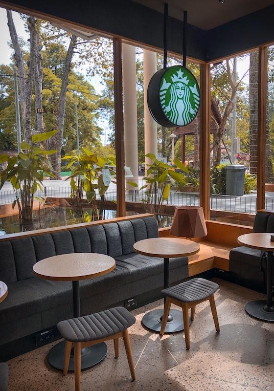 2021.07.heti jelentése-Starbucks új üzlet hálózata a Starbucks Now