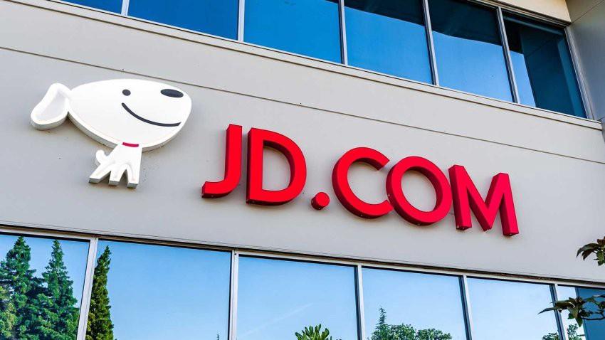 JD.com bevétele