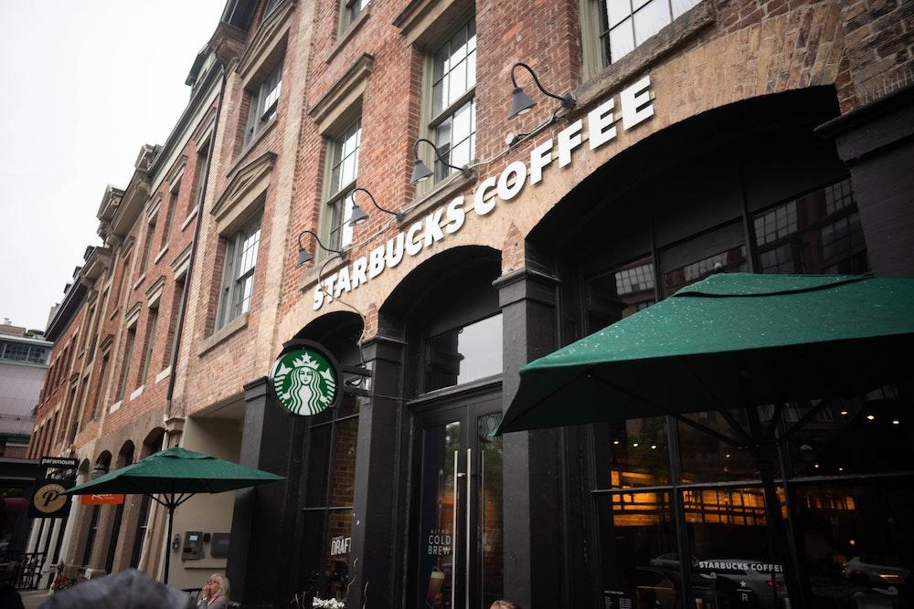 A Starbucks kávézó fejlődése