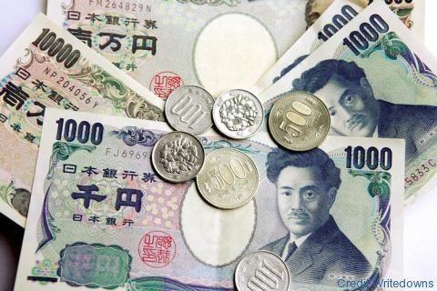 WC papír lesz a japán jenbõl?